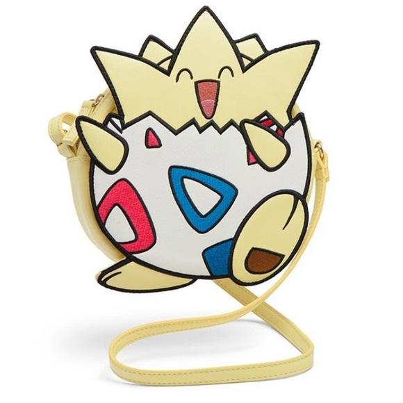Danielle Nicole Handbags - Togepi Pokemon purse by Danielle Nicole